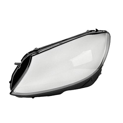 Scheinwerfer Glasabdeckung Auto-Scheinwerfer-Abdeckung Shell Auto Klar Scheinwerfer Objektivabdeckung Ersatz-Scheinwerfer-Kopf-Licht-Lampe Shell Cover Fit For Mercedes-Benz W205 C180 C200 C280 C30 C26