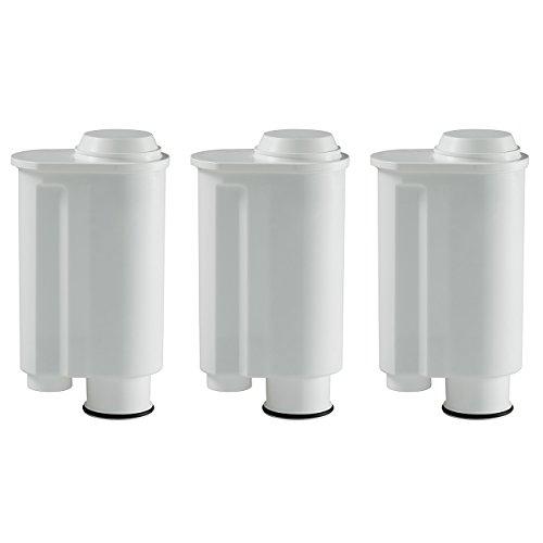 3 Filterpatronen für Kaffeevollautomaten von Saeco Philips, Typen Intenza, Lavazza Gaggia, Espresso A Modo Mio, Temial