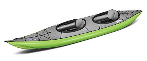 Gumotex Swing 2gonfiabile per 2persone con copertura classe Adattatore, verde
