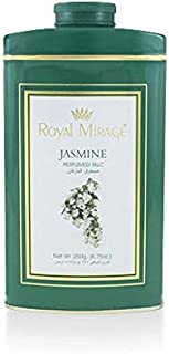 Royal Mirage JASMINE 250G perfumed TALC