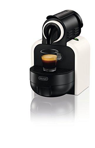 Nespresso DeLonghi Essenza EN97W - Cafetera de cápsulas, color blanco