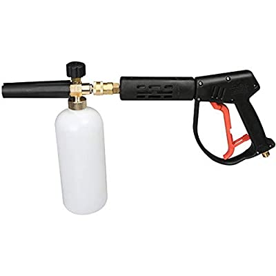 YDBET Foam Washers, High Pressure Professional Snow Foam Cannon, Car Wash Water Gun with Adjustable Foam Consumption and Adjustable Spray Width by YDBET
