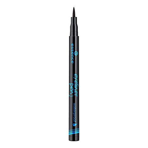 essence eyeliner pen waterproof 01 waterproof - 1er Pack