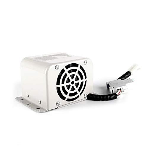 GoolRC Calentador de automóvil,Ventilador de Calentador automático 800 W,Calentador eléctrico de Parabrisas de vehículo de automóvil con 2 Salidas de Aire,desempañador de desempañador de calefacción