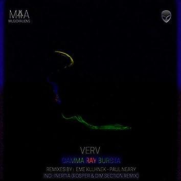 Gamma Ray Bursta EP