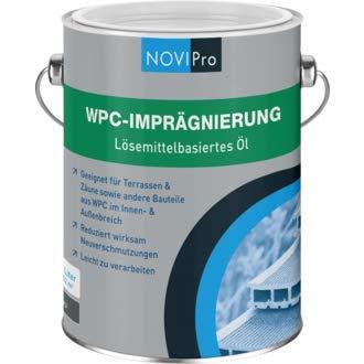 NOVI PRO WPC-IMPRAEGNIERUNG - 2,5 LT (GRAU)