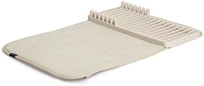 Umbra Udry Rack Limited Special Price and Microfiber Drying Mat-Space-Saving Dish Ligh Max 61% OFF