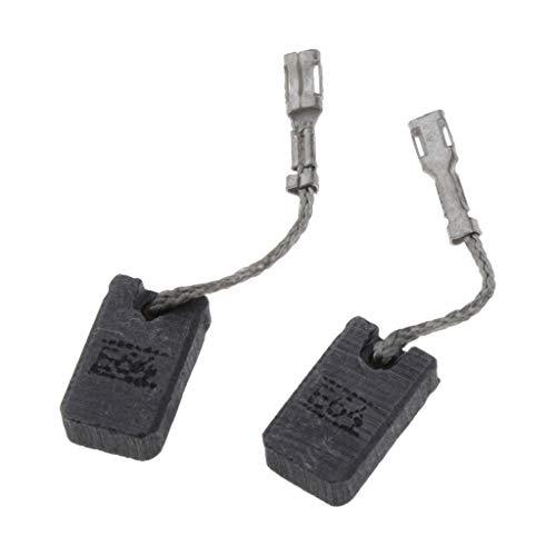 yotijar 1 par de escobillas de carbón de repuesto para motor eléctrico Bosch
