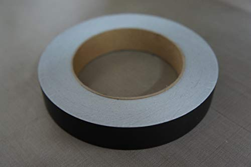 Shadowline-Tape© von CCW© für die Chromleisten/Zierleiten Ihres Fahrzeuges – folieren Sie selbst mit ORACAL© (MATT-SCHWARZ – 2CM)