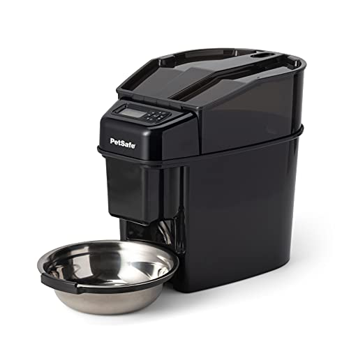 PetSafe Healthy Pet Simply Feed Automatic Cat Feeder for Cats and Dogs - 24...