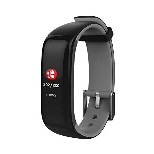 HCBZVN Fitness Trackers, Smart Armband Pulsmesser Armband Wasserdicht Smart Band Fitness Tracker für iOS Android PK TW64 ID115 M3