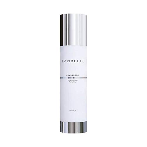 LANBELLE Gel nettoyant hydratant et contrôle sébum 180 ml