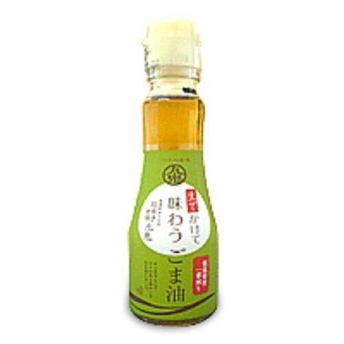 九鬼産業 『生でかけて味わうごま油』