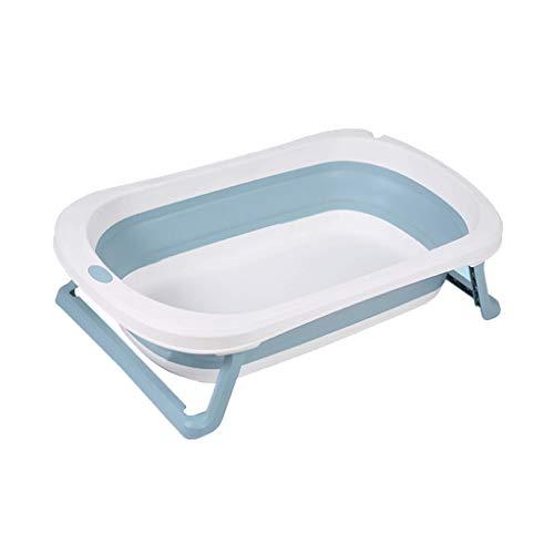 VAIY baby vouwbad grote gewatteerde babybadje kan zitten en leggen kinderen baby bouncer