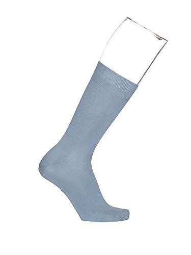 Bonnie Doon Cotton Sock Herrensocken Baumwolle 40/46 (Chambray)
