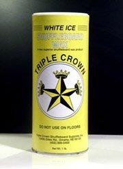 Triple Crown White Ice Table Shuffleboard Powder