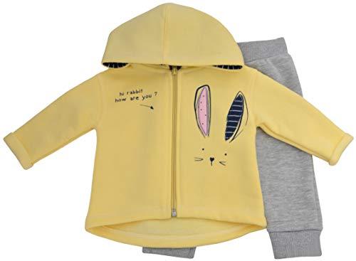Karen Bebé Unisex Ropa para Niños Niñas Ropa de Deporte Conjuntos Deportivos Sudaderas con Capucha Pantalones de Chándal Patrones de Colores