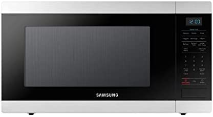SAMSUNG Countertop Microwave Oven with 1 9 Cu Ft Capacity Smart Sensor Easy to Clean Interior product image