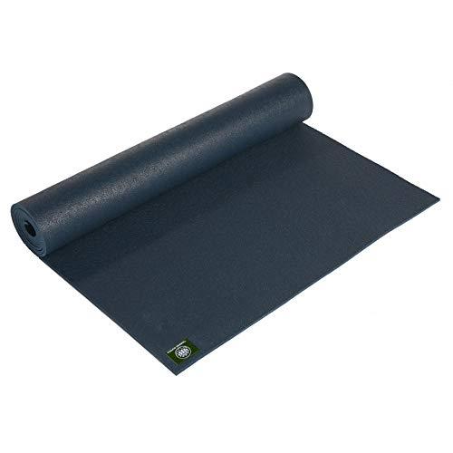 Lotus Design Yogamatte ÖKOTEX Premium, rutschfest, für Anfänger und Fortgeschrittene, Yogamatten für Yoga, Pilates, Sport und Gymnastik, 183x60 cm, 4,5 mm, Made in Germany