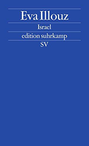 Israel: Soziologische Essays (edition suhrkamp)