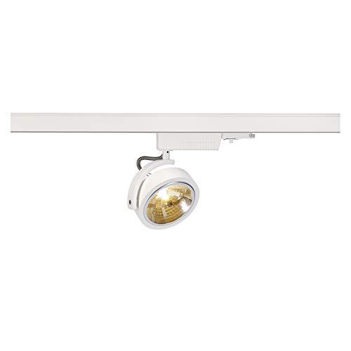 SLV KALU TRACK QRB111, blanc, max. 50W, adapt. 3 all. inclus