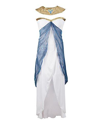 Emmas Wardrobe Traje de fantasía de Cleopatra o para Halloween tamaño EU 36