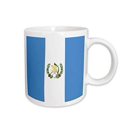 3dRose Tasse mit Flagge von Guatemala, 325 ml, Keramik