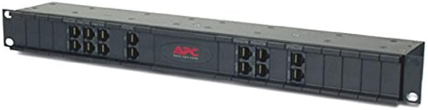 APC - Surge suppressor ( rack-mountable ) - 1U - 19