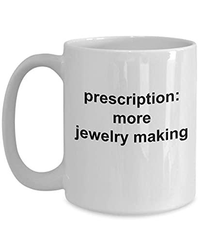 N\A Schmuck Machen Becher Juwelier Geschenkideen Kaffeetasse Tee Neuheit
