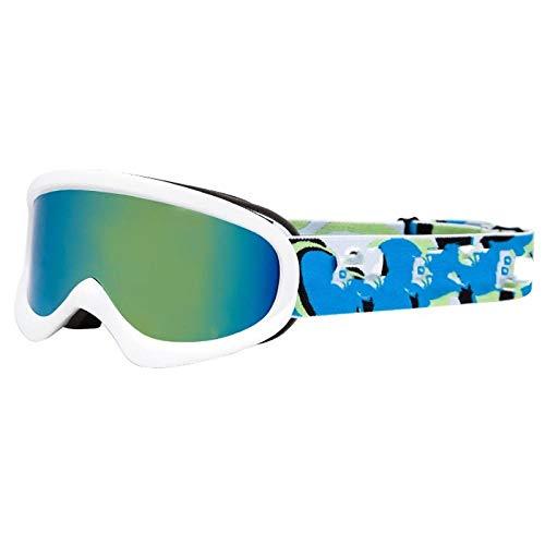 Generieke skibril kinderen skibril kinderen dubbele schijf Uv400 anti-condens skibril sneeuw kind skibril winter meisjes jongens brillen