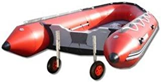 Saturn Inflatable Boat Launching Wheel Move your boat with ease by yourself. Removable wheel system for inflatable boats and dinghies.