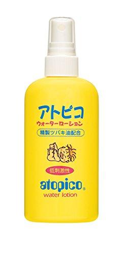 アトピコ ウォーターローション 150mL 保湿水 (敏感肌 乾燥肌 精製ツバキ油配合)