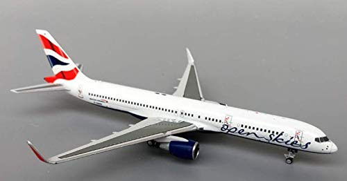 NG Model British Airways for Boeing 757-200 F-HAVN 1/400 diecast Plane Model Aircraft