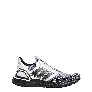 adidas Ultraboost 20 Shoe - Men's FTWR White/Core Black/FTWR White, 9.5