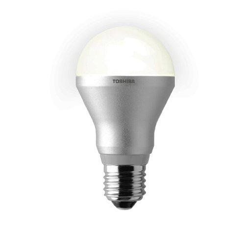 Toshiba LED Lampe E27, 5,5 W LDAC0627E7EU