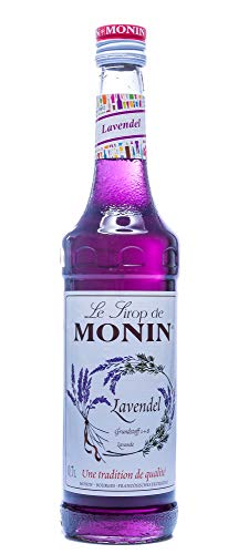 Monin Sirup Lavendel, 1er Pack (1 x 700 ml)