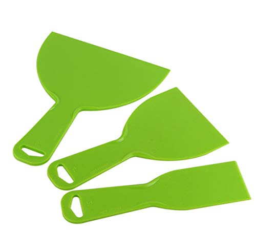 3Dman 3D Printer Shovel Removal Spade for DLP SLA Resin 3D Printer Parts (3 pcs)