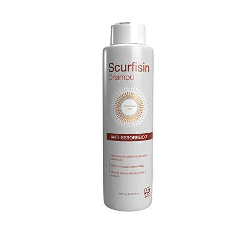 Scurfisin Champú Anti Seborreico - 250 ml.
