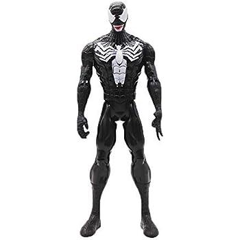 30cm Marvel Avengers Venom Batman Superman Thanos Action Figure Doll Toys Kids