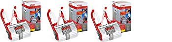 Kidde 468093 KL-2S Two-Story Fire Escape Ladder with Anti-Slip Rungs 13-Foot 3 Pack