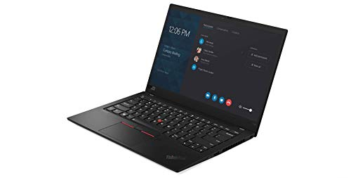 Lenovo ThinkPad X1 Carbon (7th Gen) - Windows 10 Pro - 10th Gen Intel Quad Core i7-10510U, 512GB NVMe-PCIe SSD, 16GB RAM, 14' FHD IPS (1920x1080) Display, Fingerprint Reader, Black