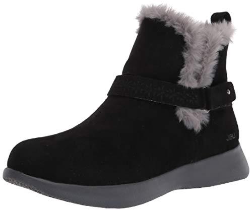 JBU by Jambu womens Boot, Fashion Ankle Boot, Black, 11 US