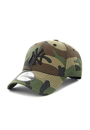 New Era New York Yankees Camouflage 9Forty Cap - One-Size