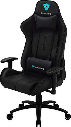 Cadeira Gamer, ThunderX3, BC3BK, 2019, Windows_XP, Preta