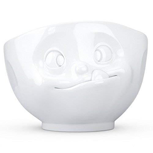 FiftyEight T010601 Schale - lecker, 500 ml, weiß