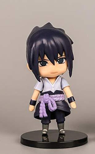 1 pcs10cm Anime Naruto Figuur Speelgoed Sasuke Kakashi Sakura Gaara Itachi Obito Madara Killer Bee Mini Model Pop voor Kinderen-K3