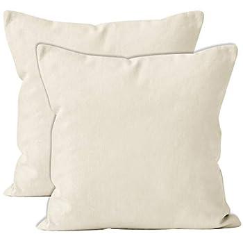 Best canvas pillow covers 18x18 Reviews
