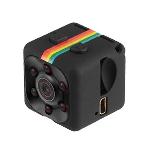 Cámara HD 1080P la noche del sensor de movimiento Visión SQ11 mini videocámara DVR micro Camara Sport DV Video Recorder Negro