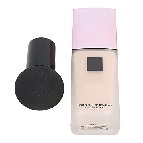 Vloeibare Foundation, 30 Ml Make-up Basisolie ‑ Control Concealer Crème Make-up Cosmetica voor Man en Vrouw