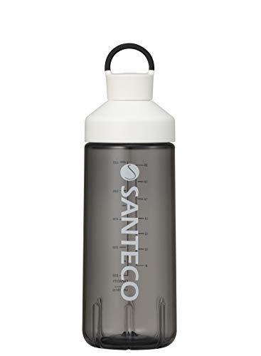 シービージャパン 水筒 ストーム グレー 640ml 直飲み スポーツ ボトル プロテイン シェイカー SANTECO